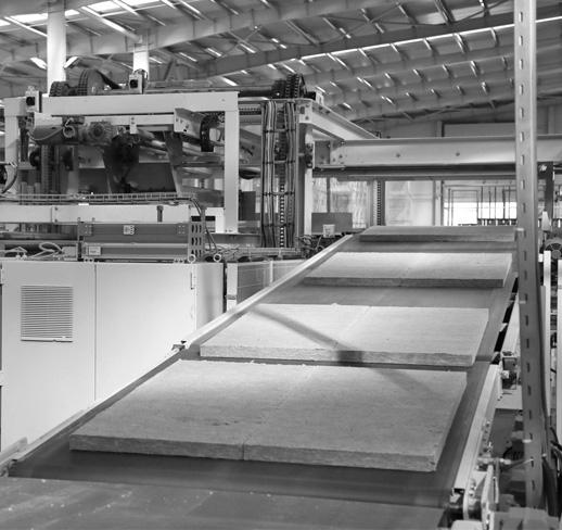 2017: Bonus Taş Yünü tesisinde yeni kapasite yatırımı yapıldı.